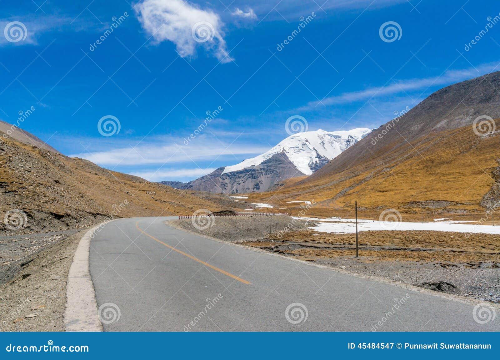 西藏漫长的路