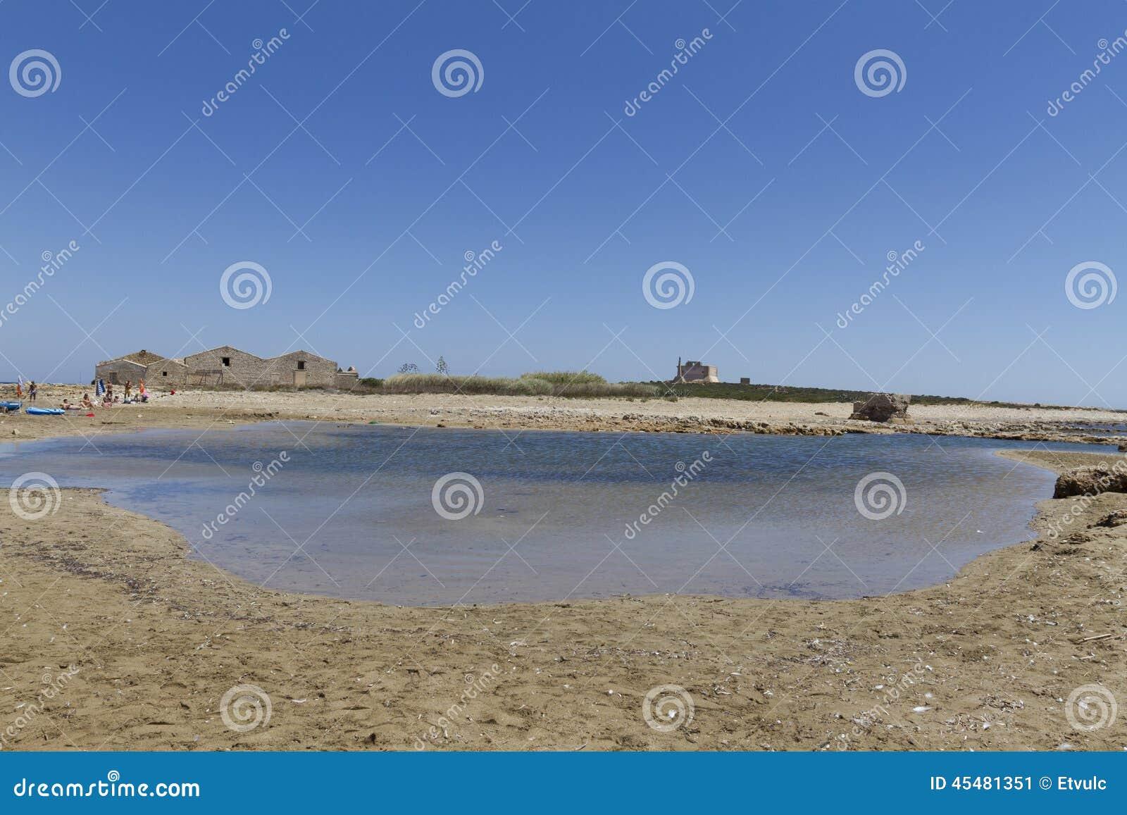 西西里人的海