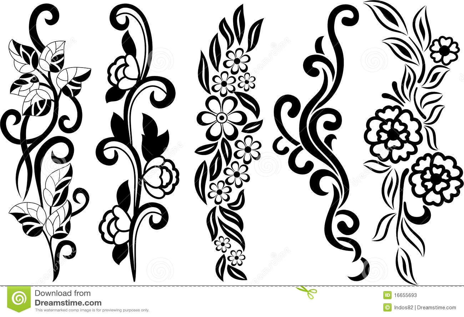 要素花卉集