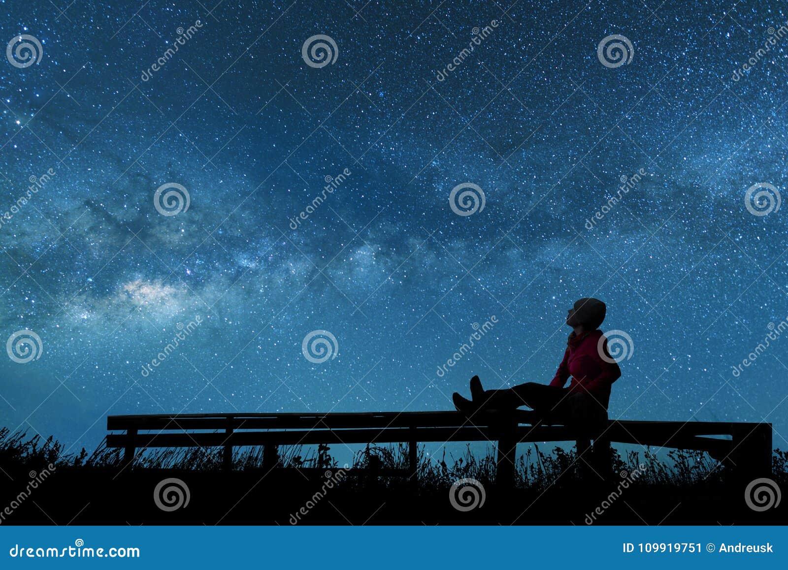 观看星的女孩