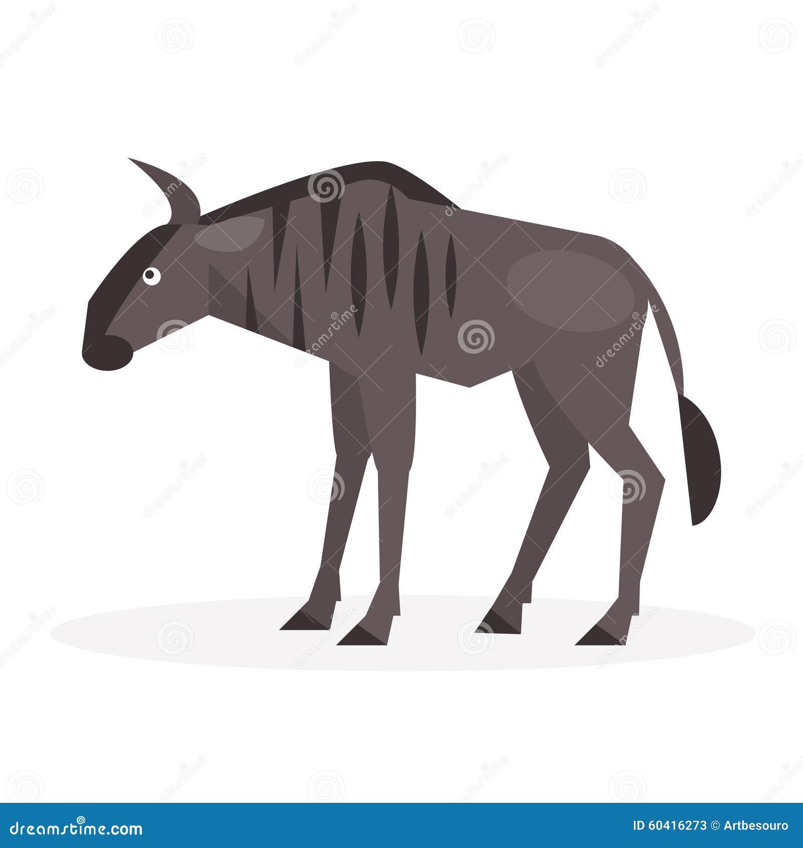 角马传染媒介例证