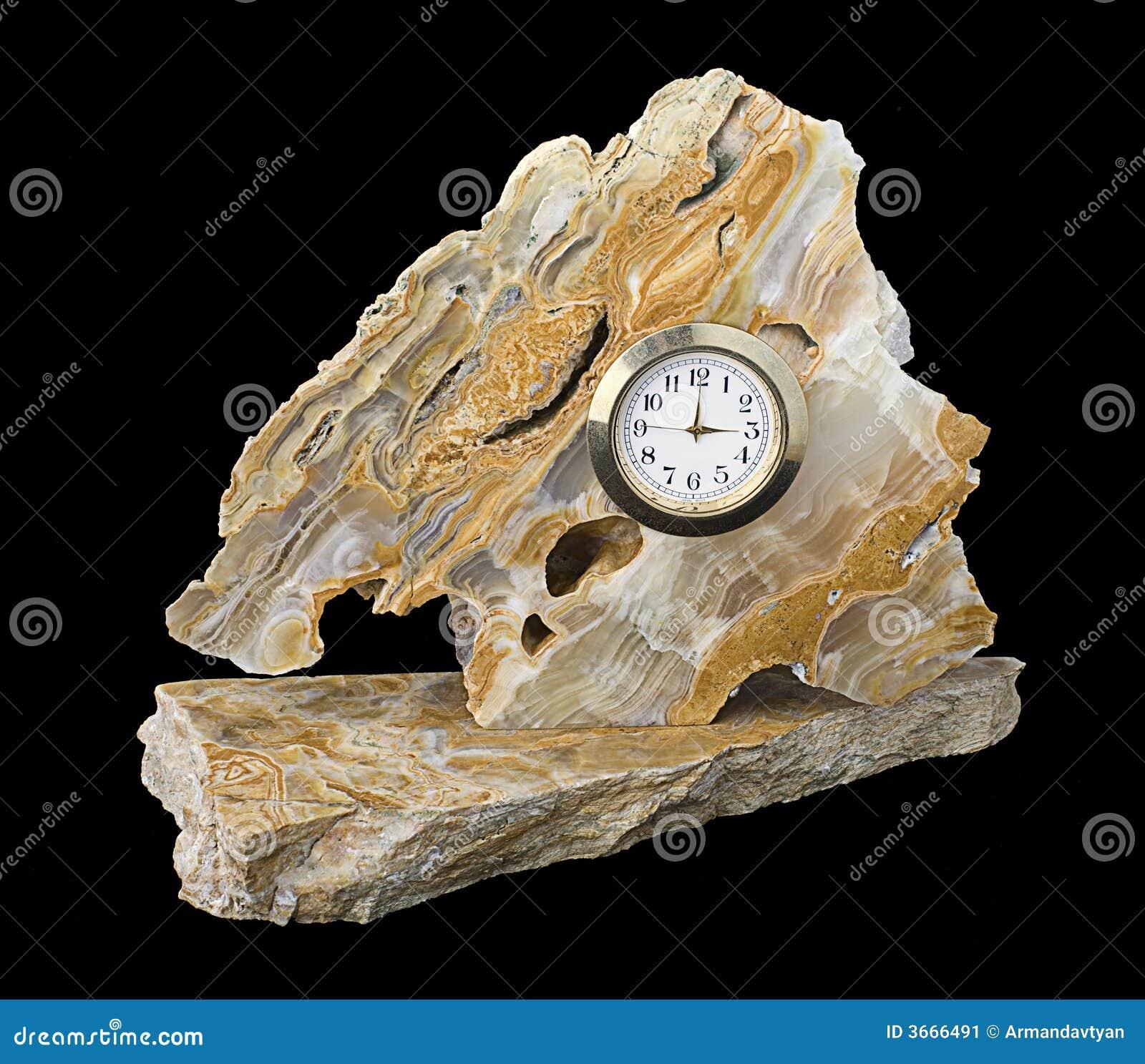 计时大理石