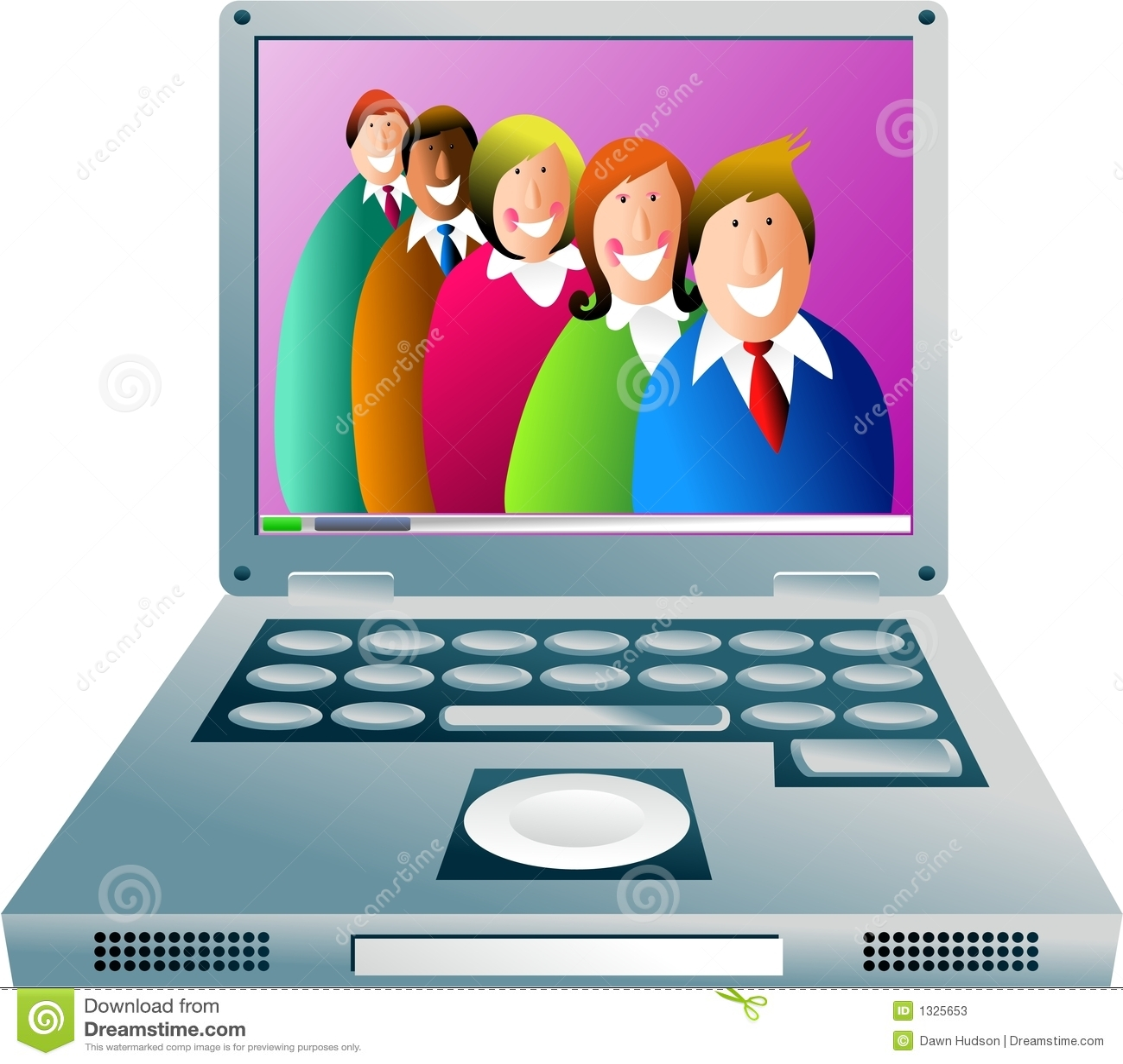 计算机小组