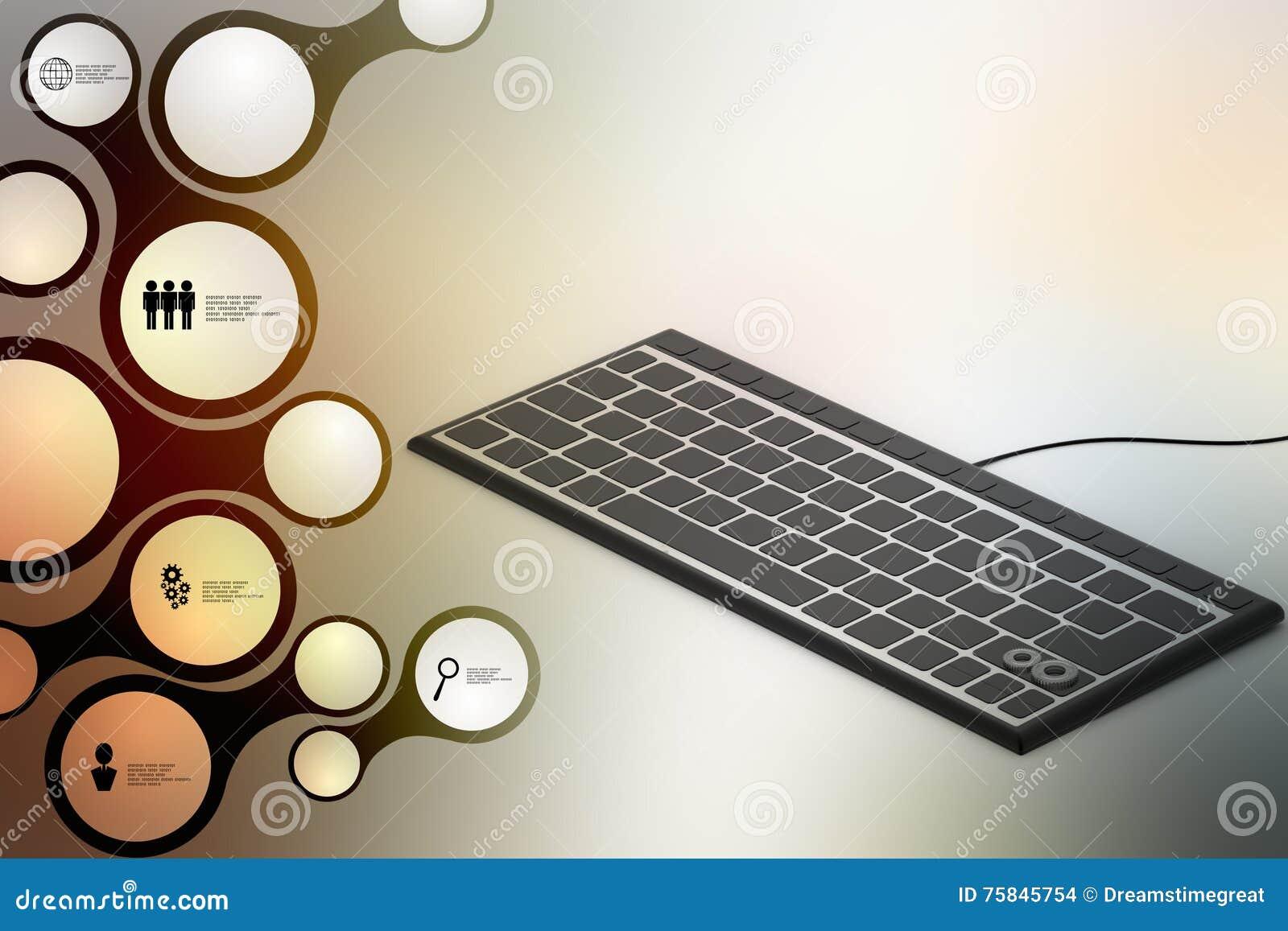计算机概念输入关键关键董事会问题替换黄色的interrrogation