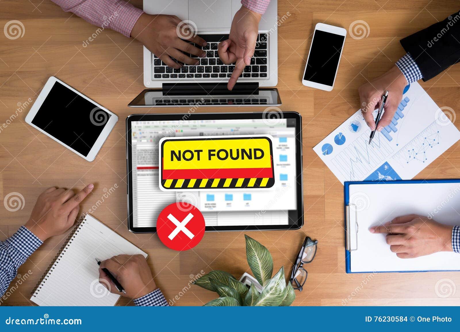 404计算机没被找到的404个错误失败警告问题