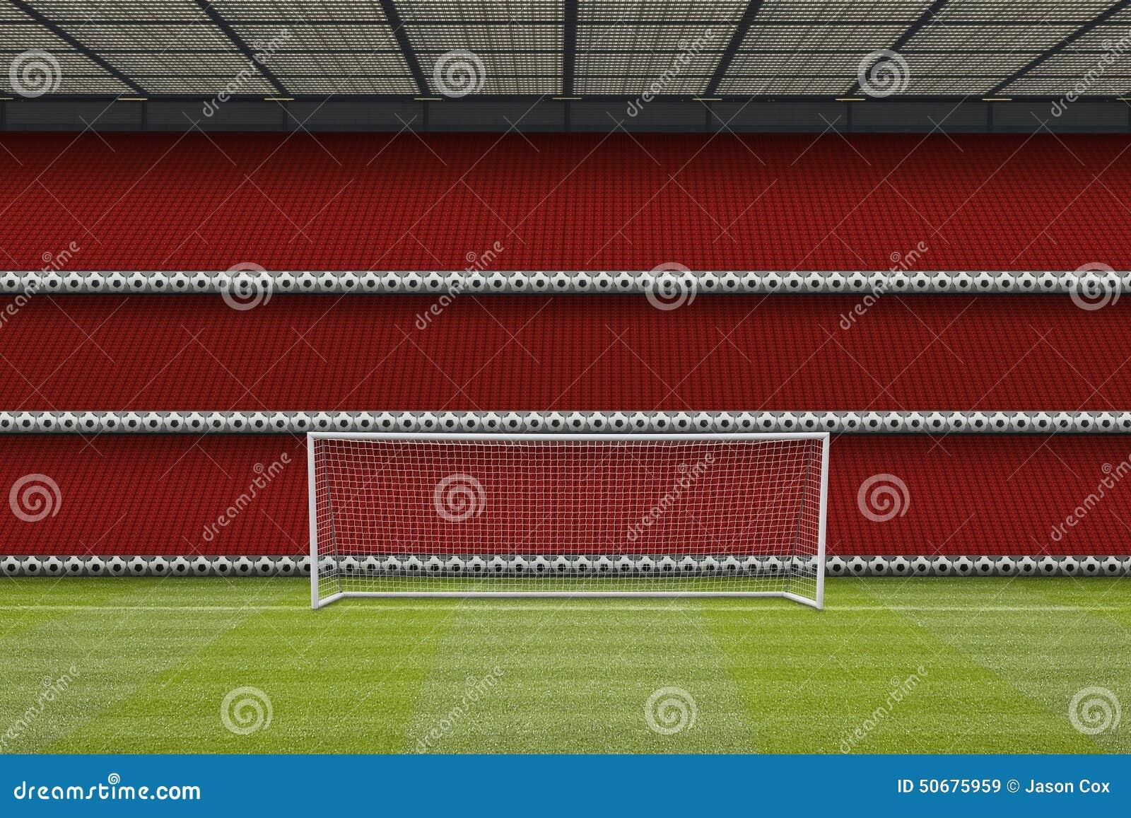 Download 计算机生成的橄榄球场没有人民 库存例证. 插画 包括有 数字式, 生成, 计算机, 目标, 户外, 体育场 - 50675959