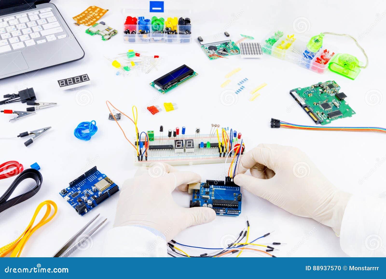 计算机编程微电子学