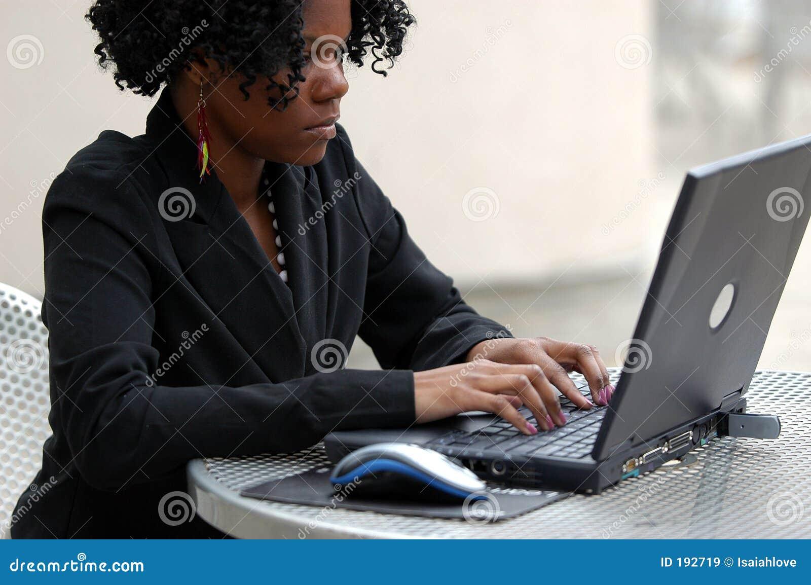计算机键入