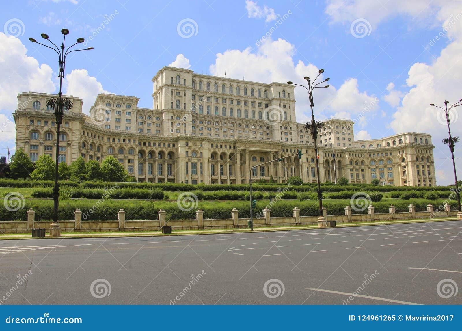 议会,布加勒斯特,罗马尼亚的宫殿
