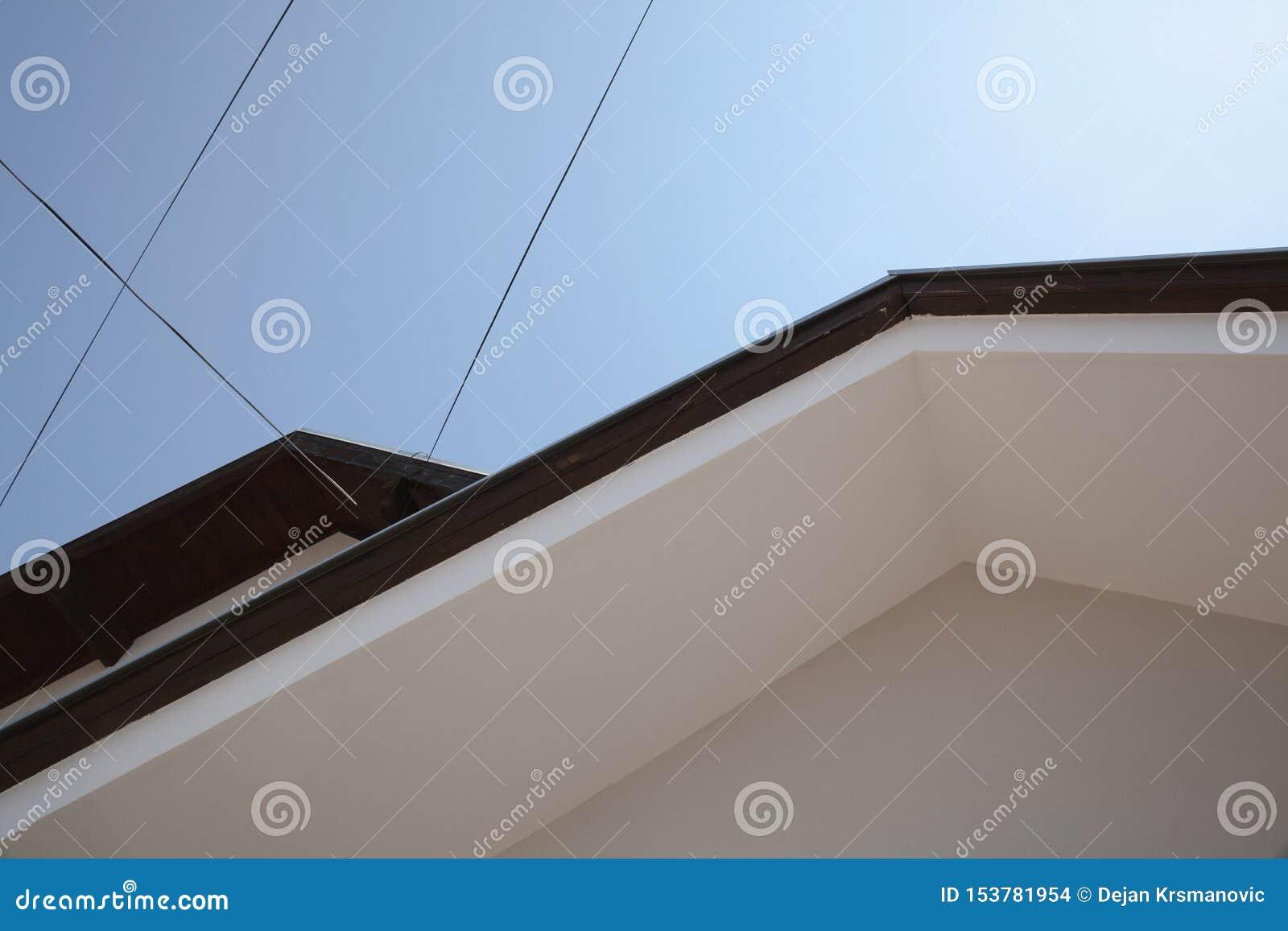 议院屋顶提取