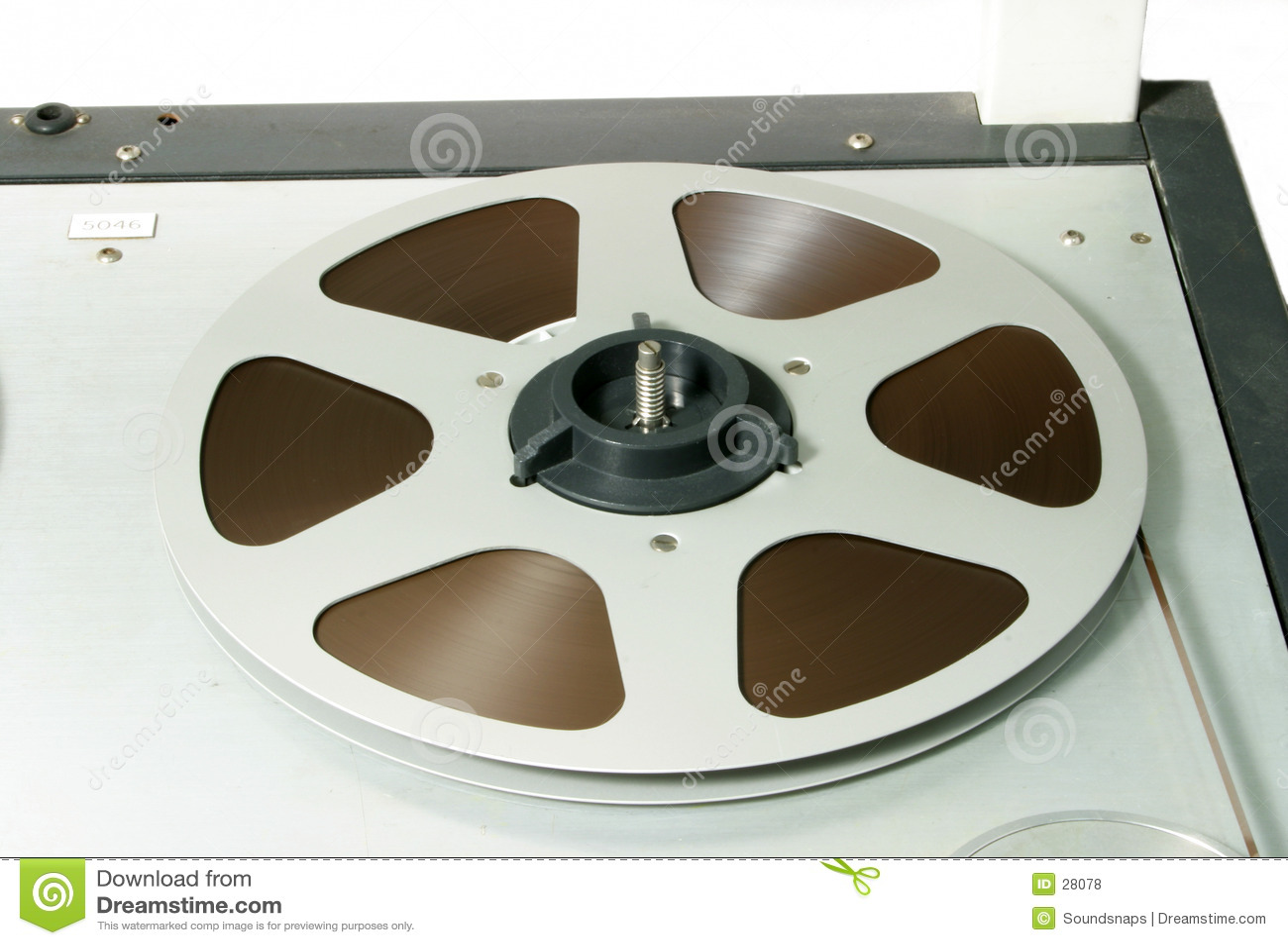 记录员卷轴磁带