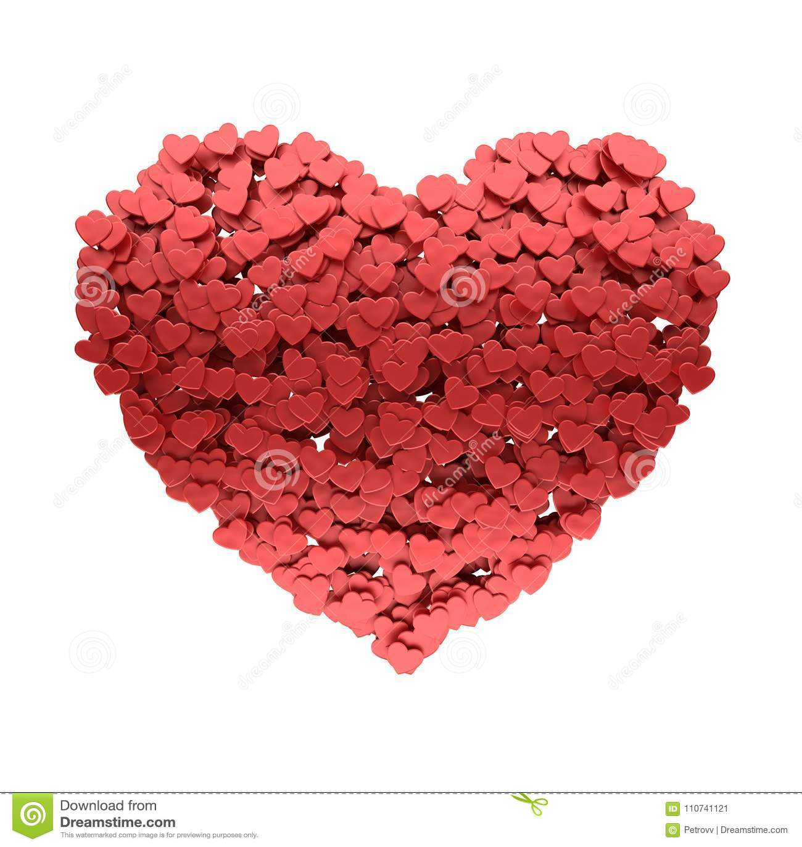 许多小心脏的心脏