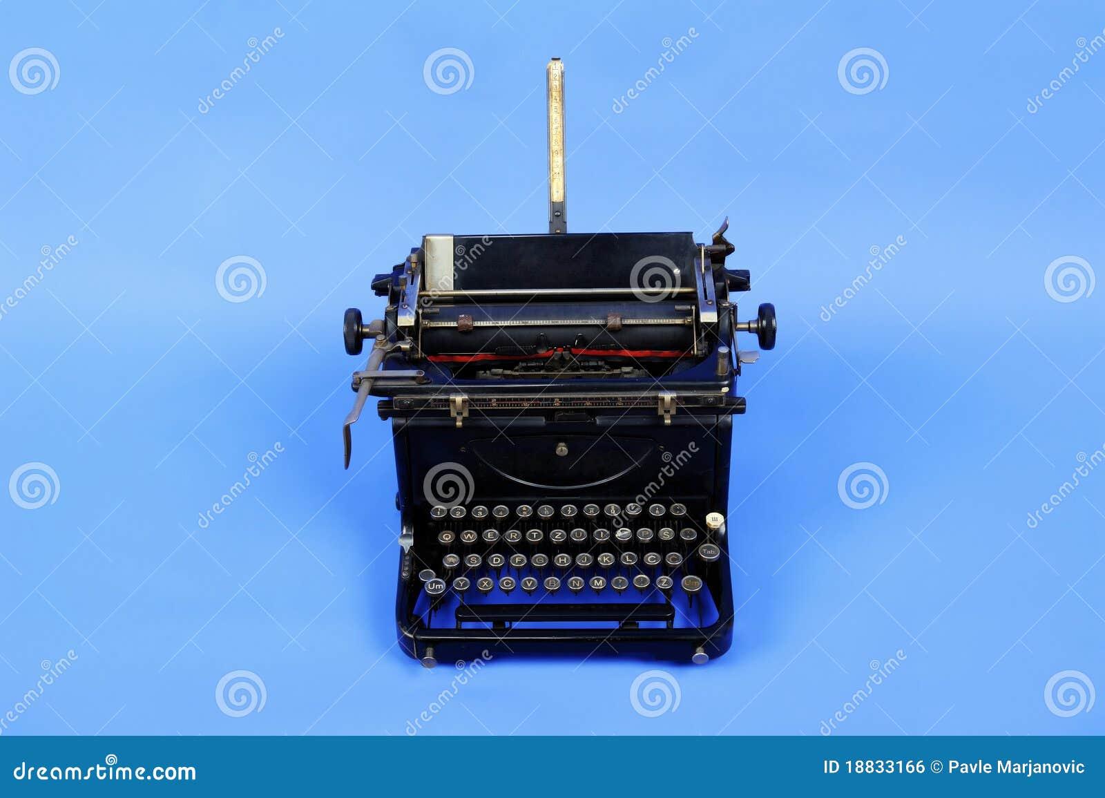 设备打字机葡萄酒