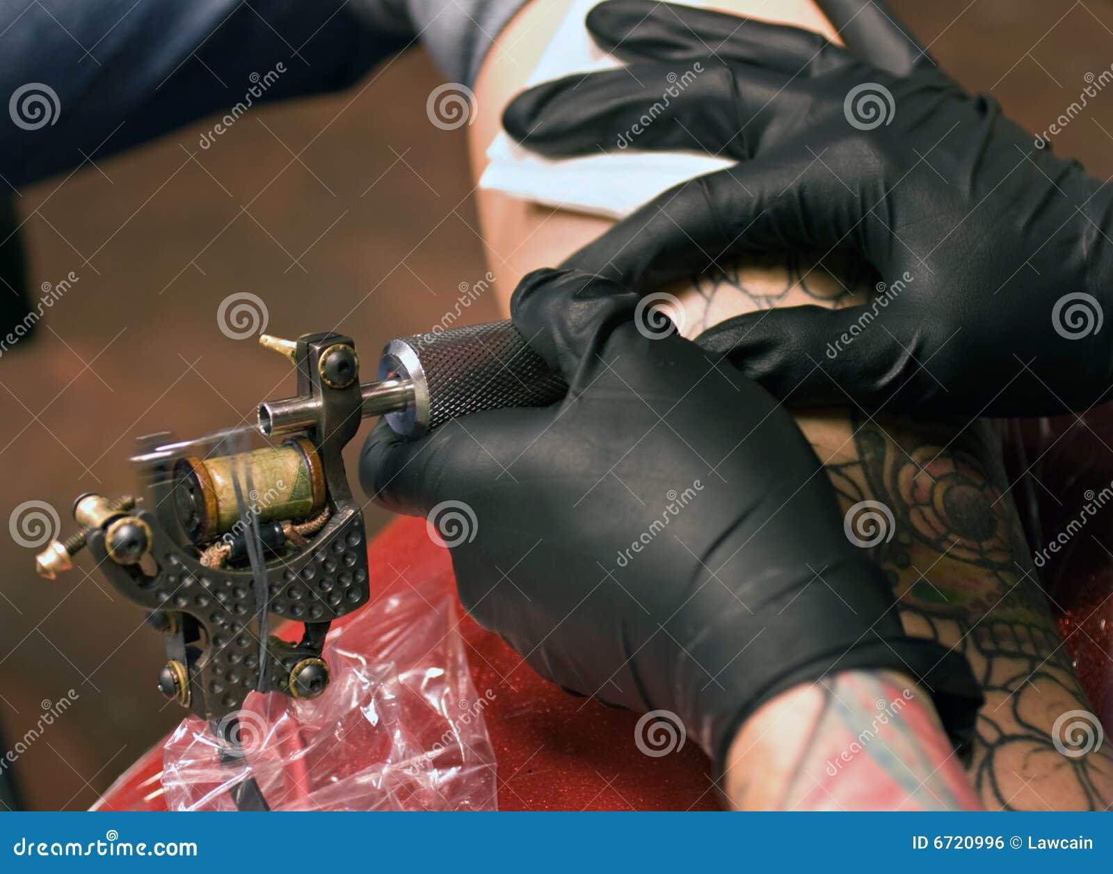 设备纹身花刺