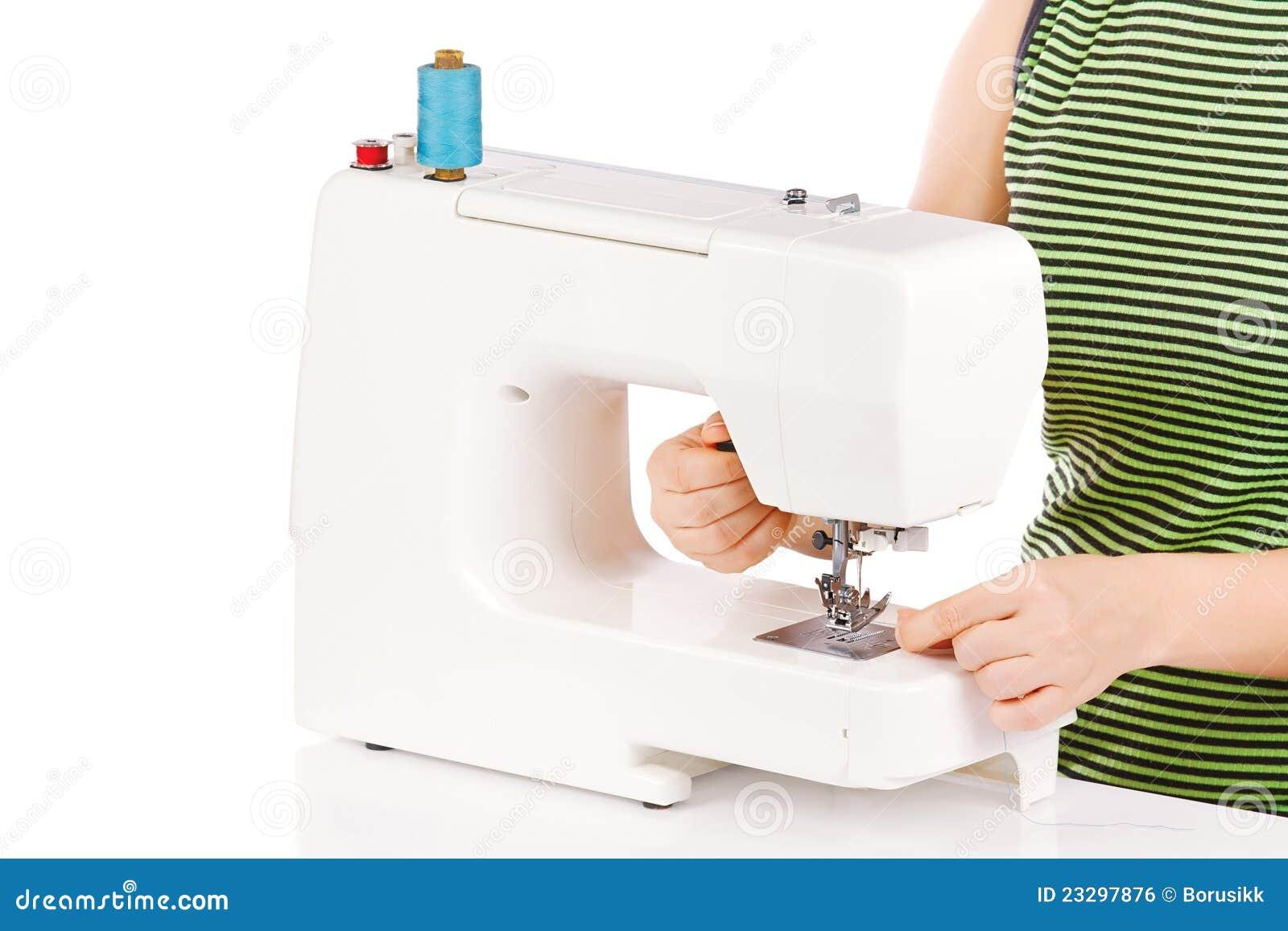 设备缝合的妇女