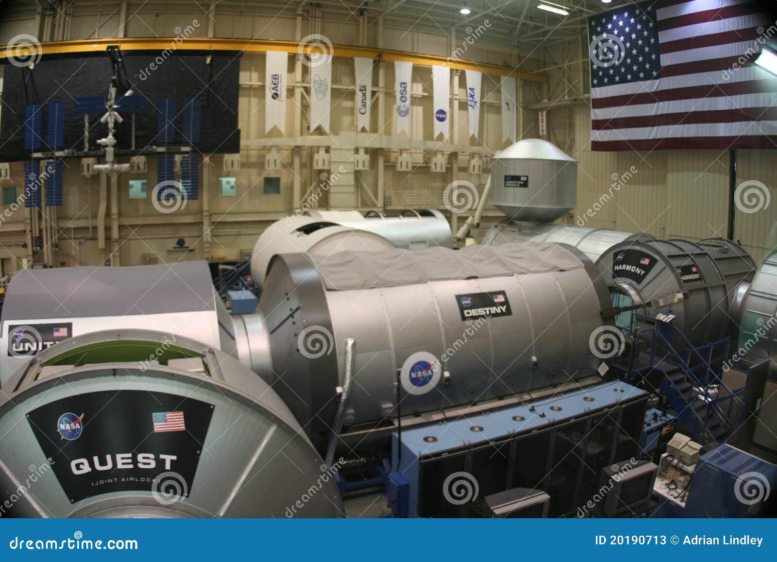 设备美国航空航天局培训