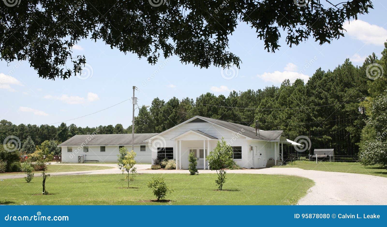 设施在西方田纳西农业研究中心