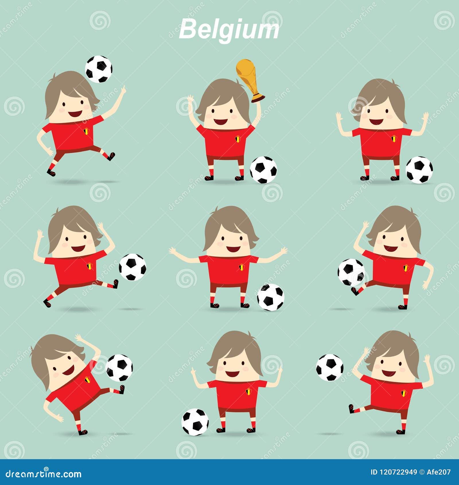 设置字符行动比利时国家橄榄球队, businessma