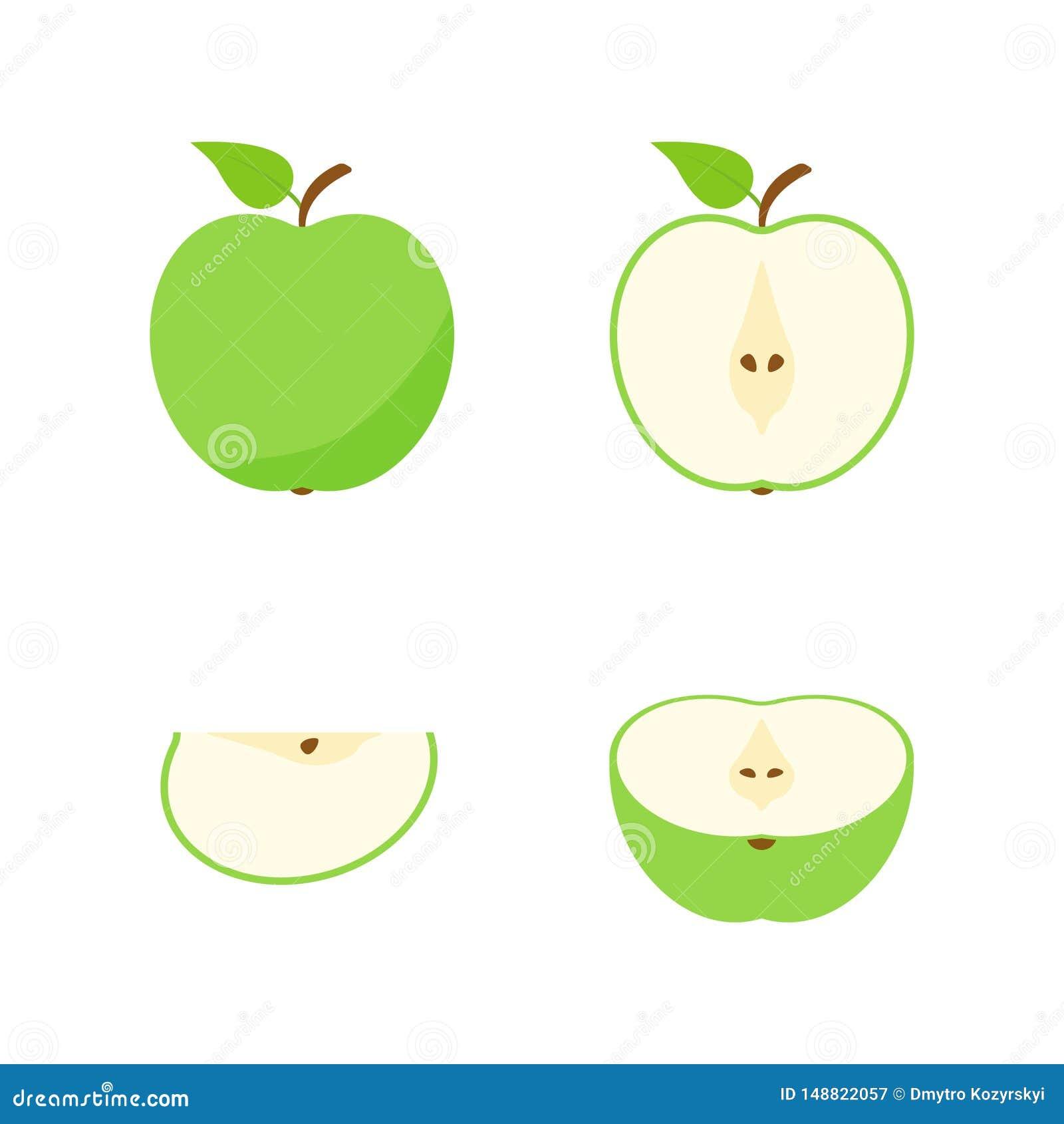 设置果子和莓果 夏天果子 果子苹果,梨,草莓,桔子,桃子,李子,香蕉,西瓜,菠萝猕猴桃