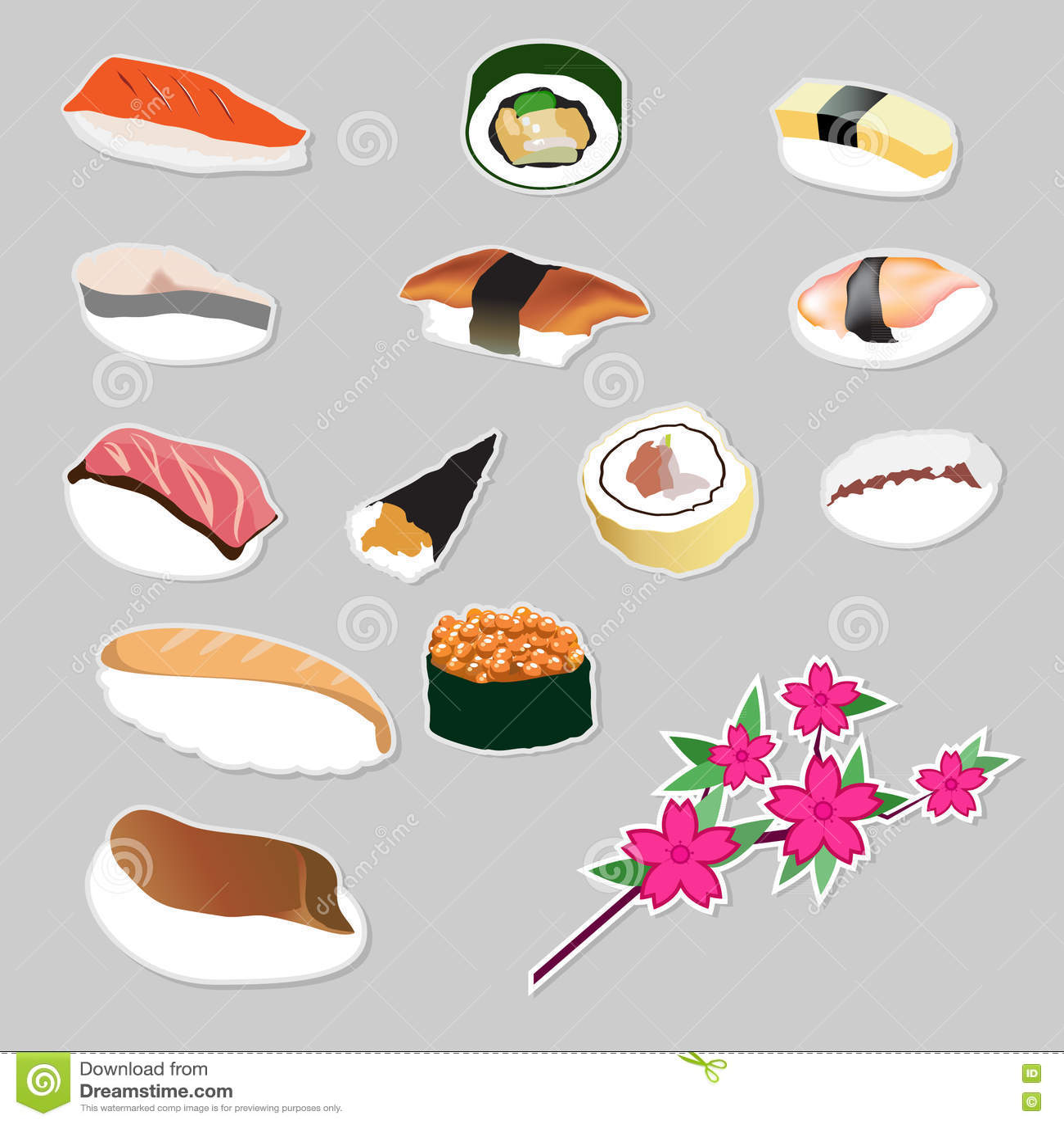 设置象日本食物传染媒介