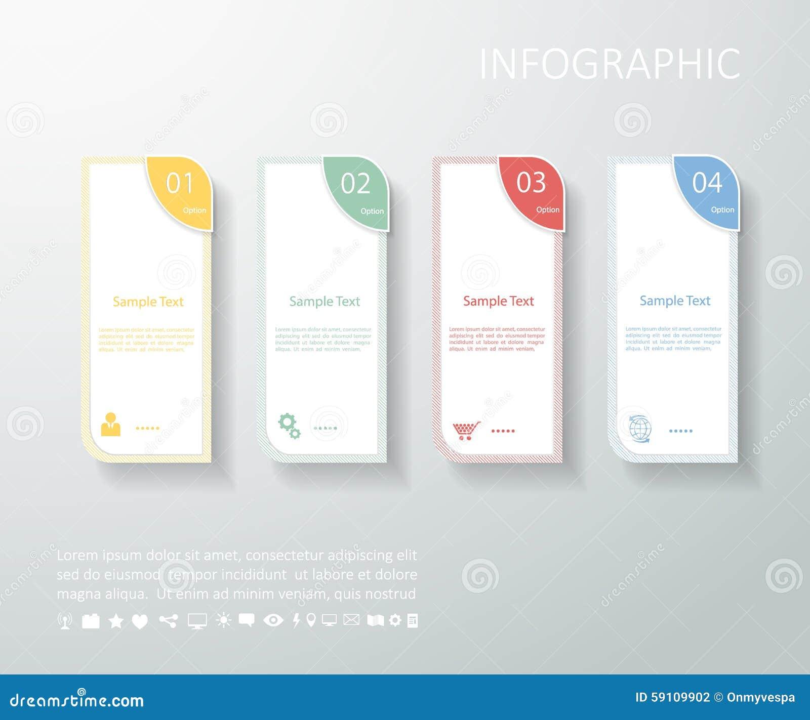 设计干净模板/infographic eps10开花橙色模式缝制的rac ric缝的镶边修整向量墙纸黄色