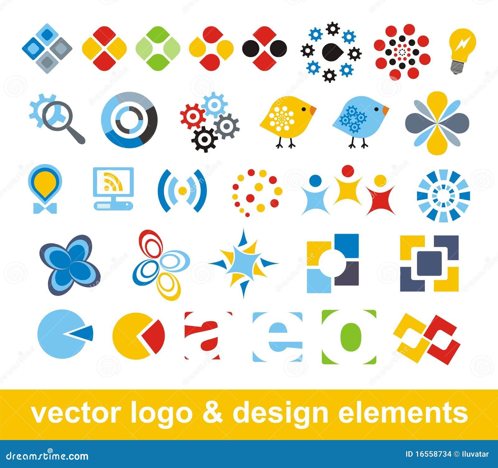 设计要素徽标