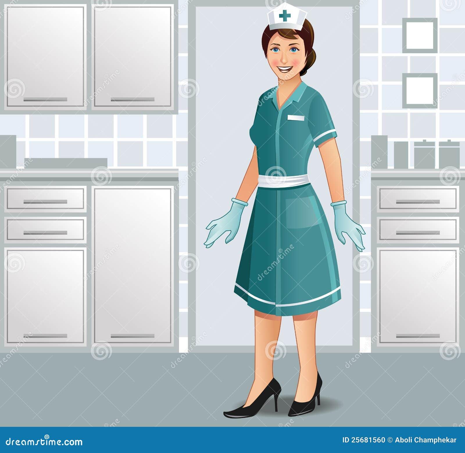 诊所护士常设统一