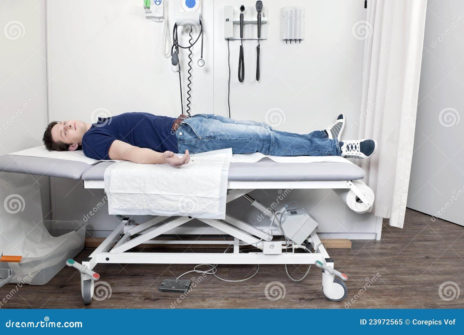 诊所被伤害的人