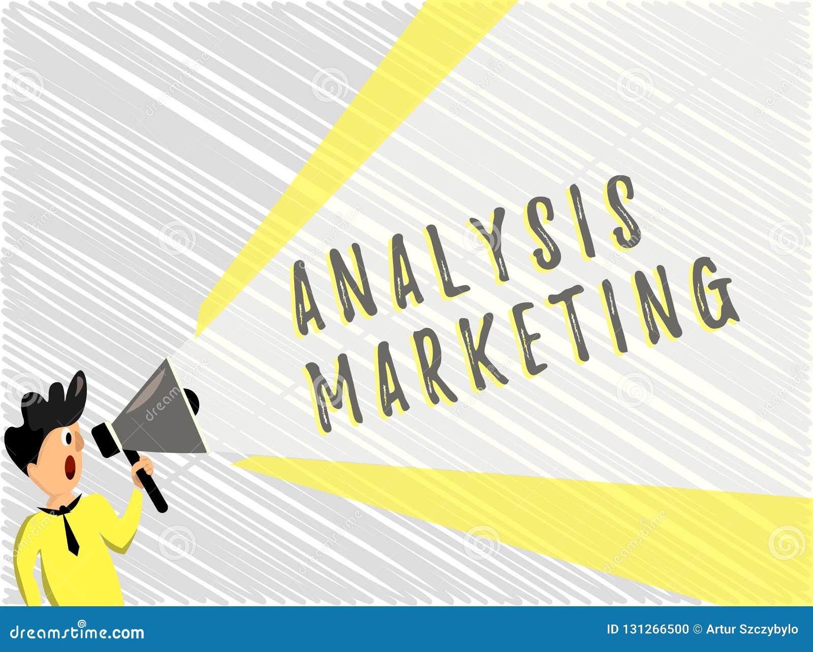 词文字文本分析营销 对市场的定量和定性评估的企业概念