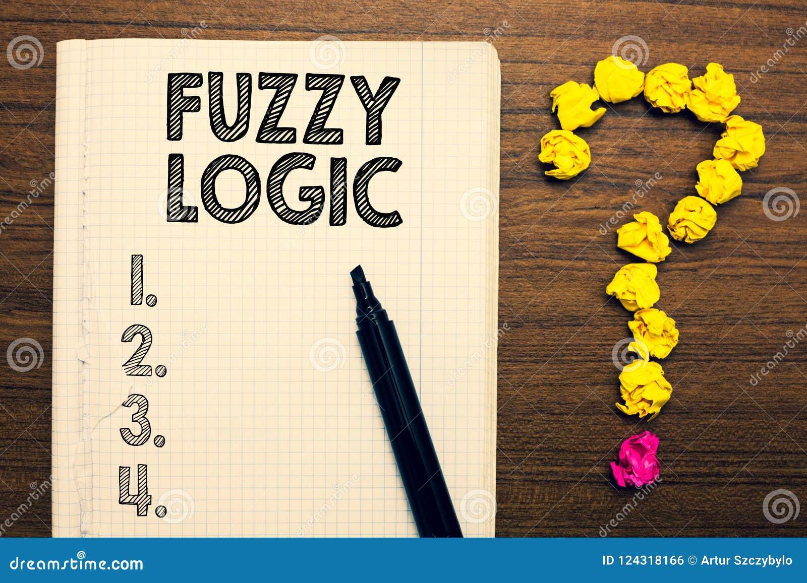 词文字文本模糊逻辑 检查的企业概念土和油膏相当数量的程度的肥皂和水笔记本标志