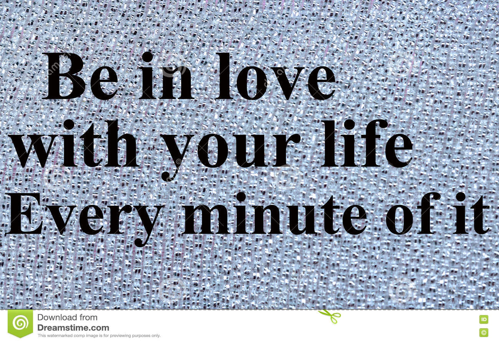 词是爱上您的生活