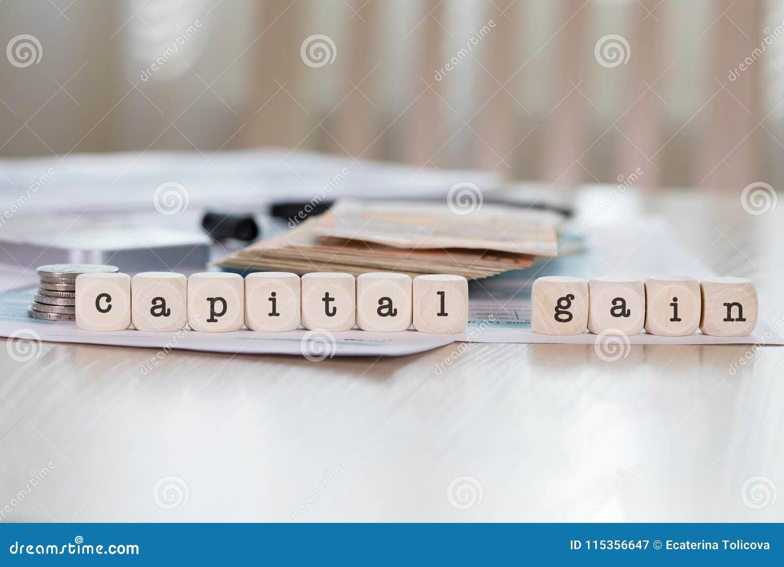 词资本收益组成由木信件