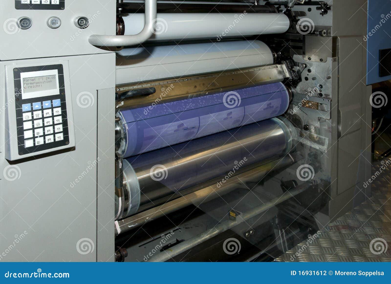 详细资料抵销新闻打印印刷店