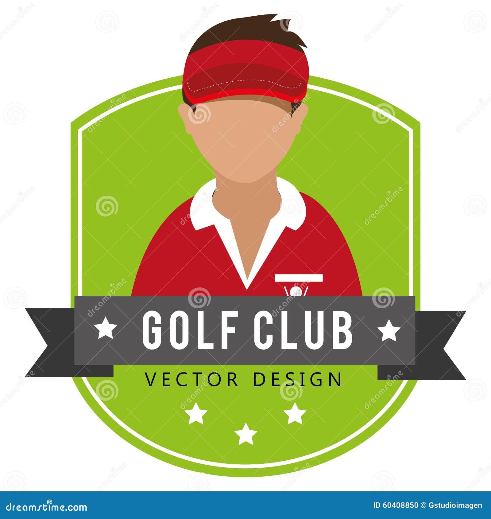 请检查俱乐部高尔夫球例证更多我投资组合炫耀