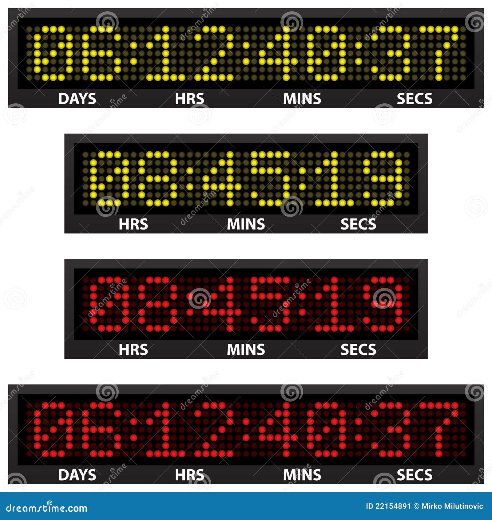读秒定时器