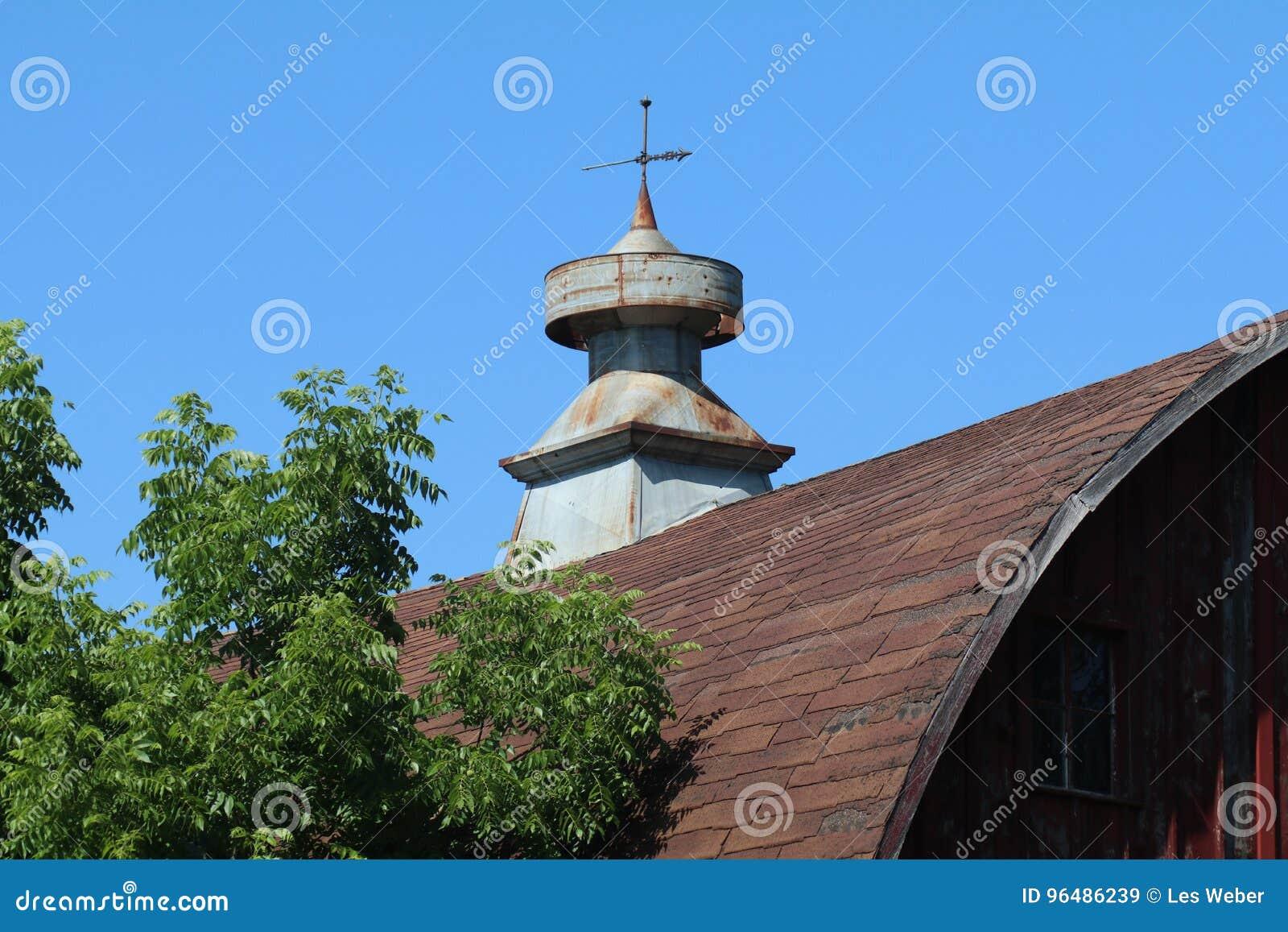 谷仓圆屋顶