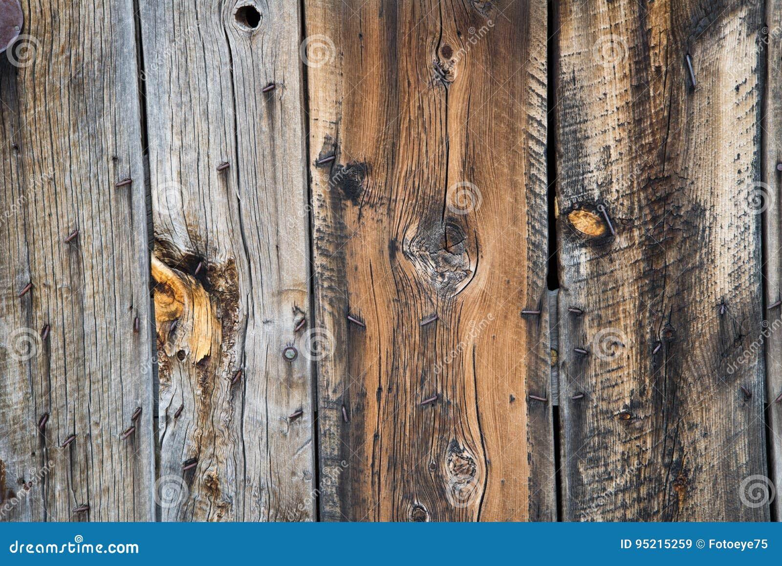 谷仓木墙壁背景纹理