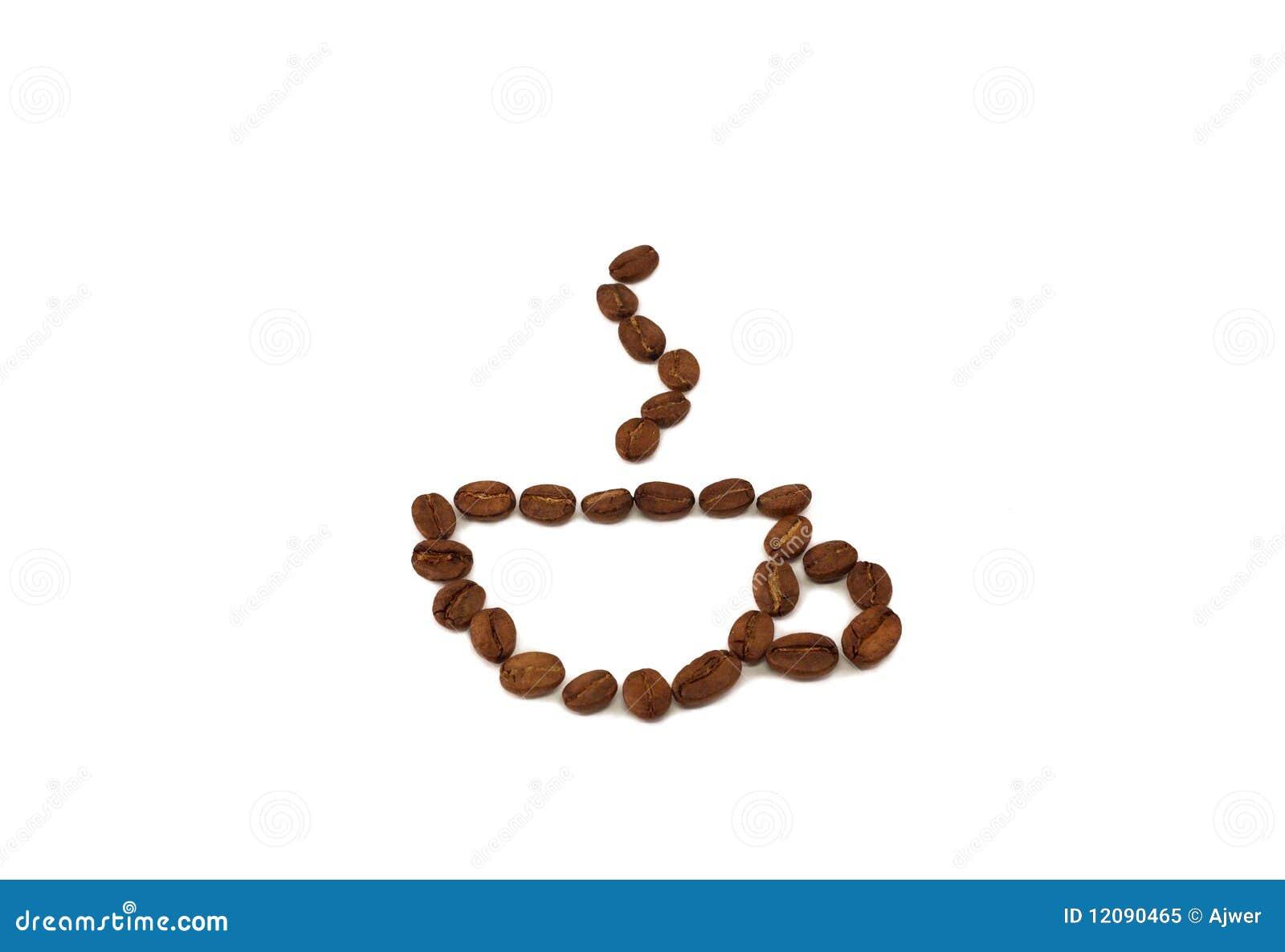 豆咖啡杯表单