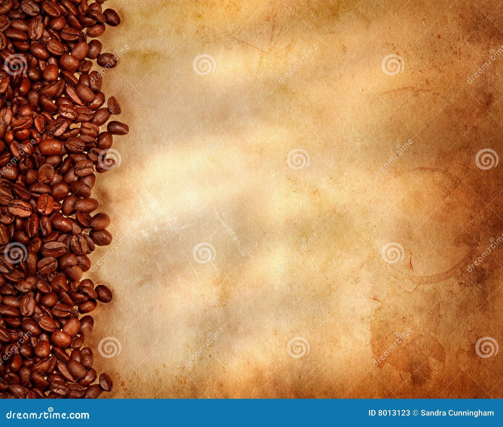 豆咖啡老纸羊皮纸