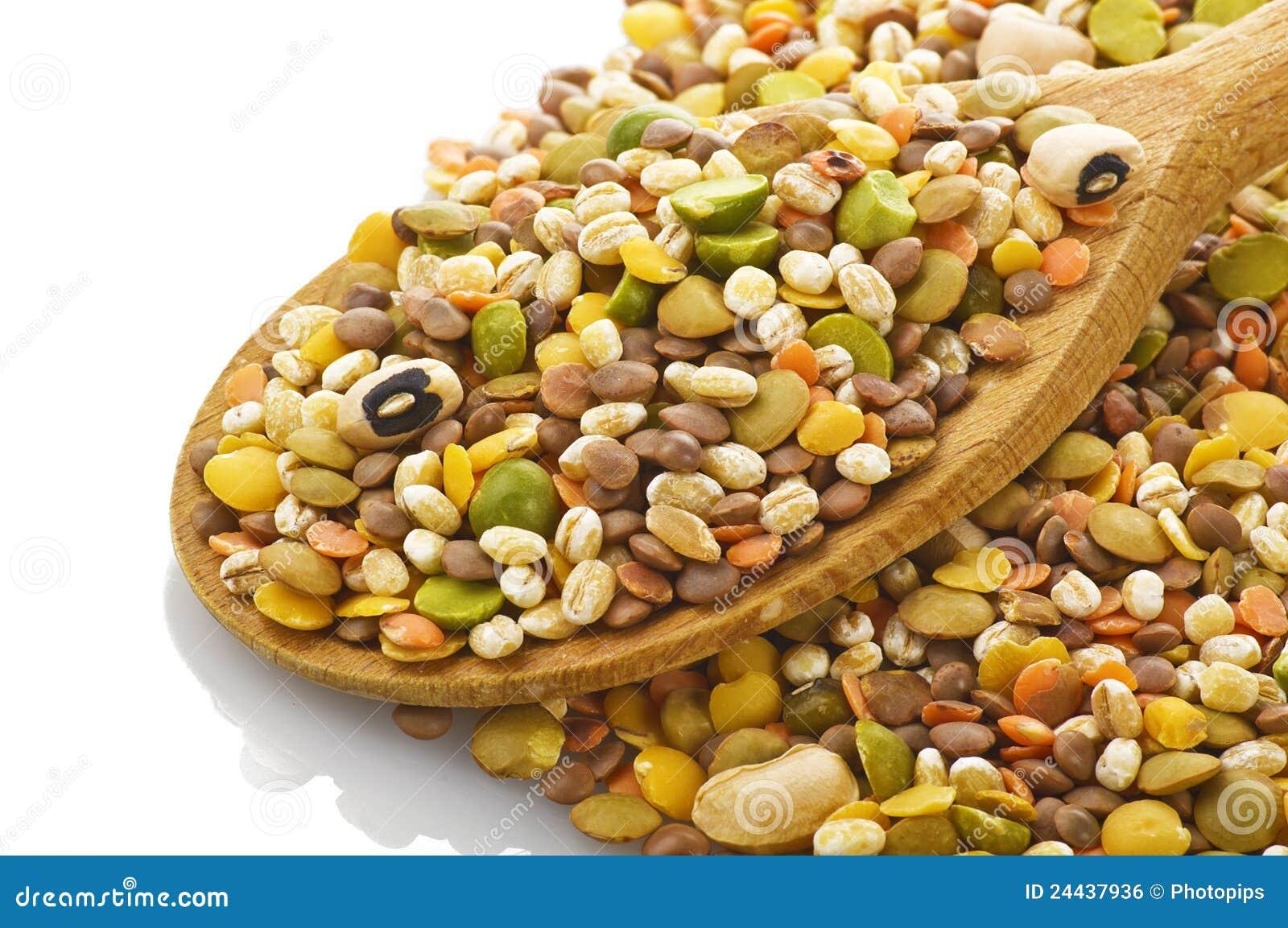 免版税库存图片: 豆类