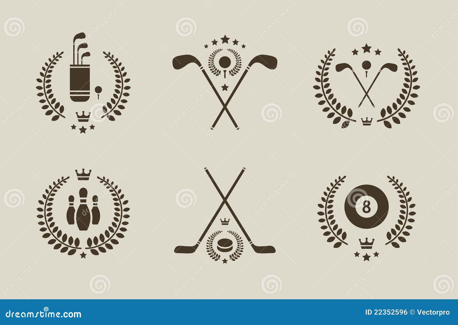 象征体育运动