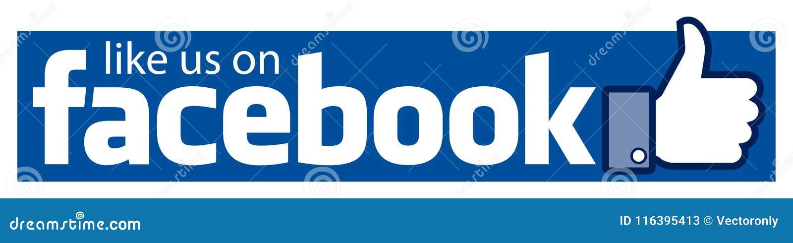 象我们在facebook横幅