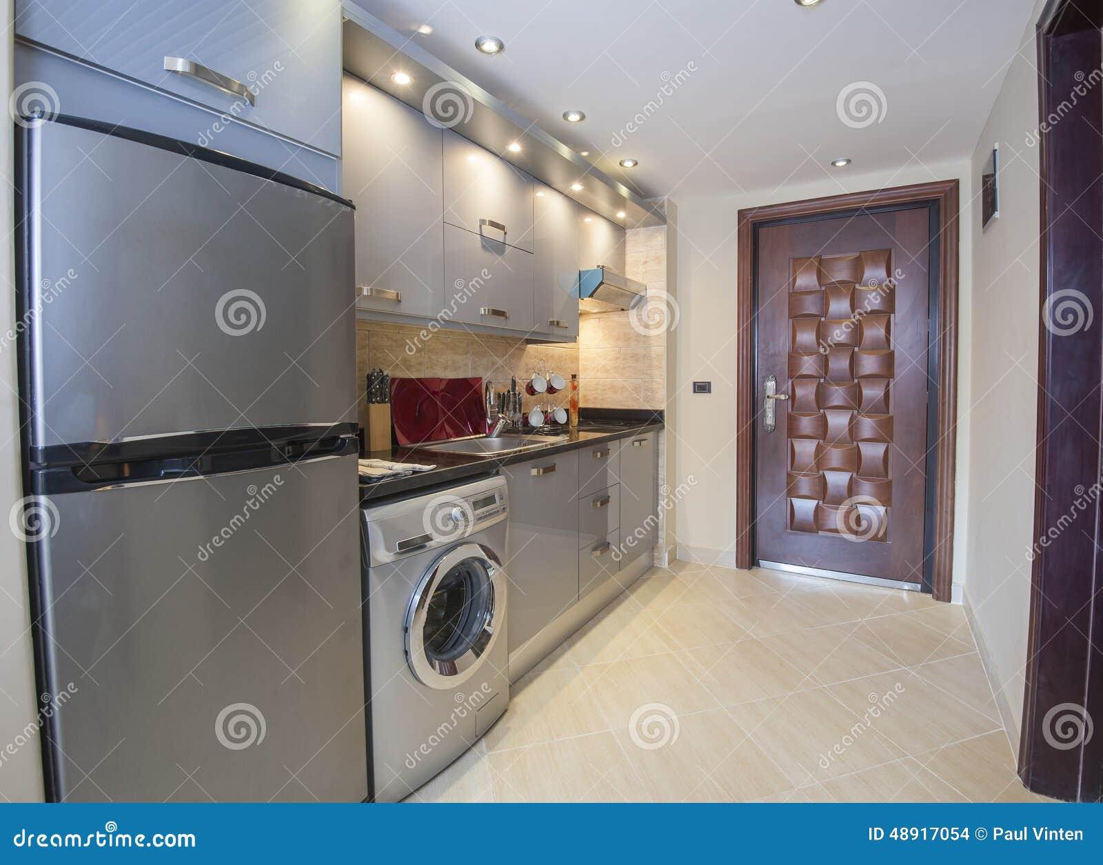 a厨房厨房公寓室内设计舜元(上海)家具设计图片