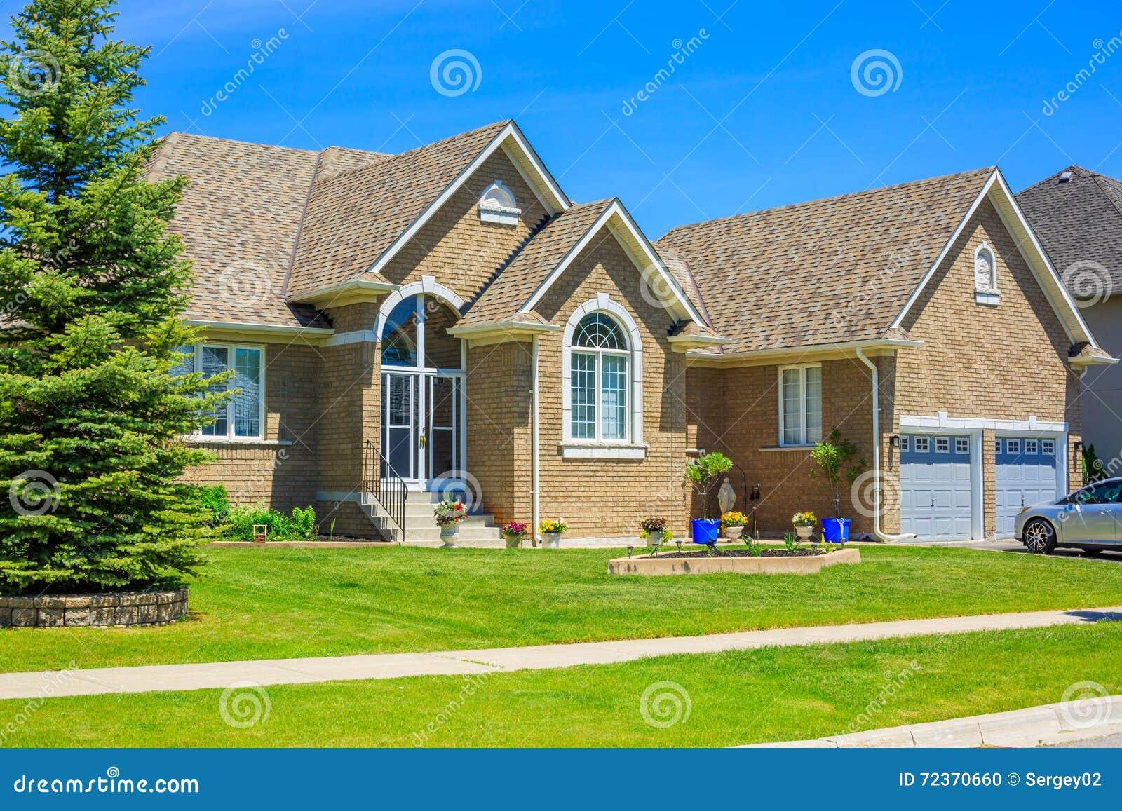 豪华房子在北美