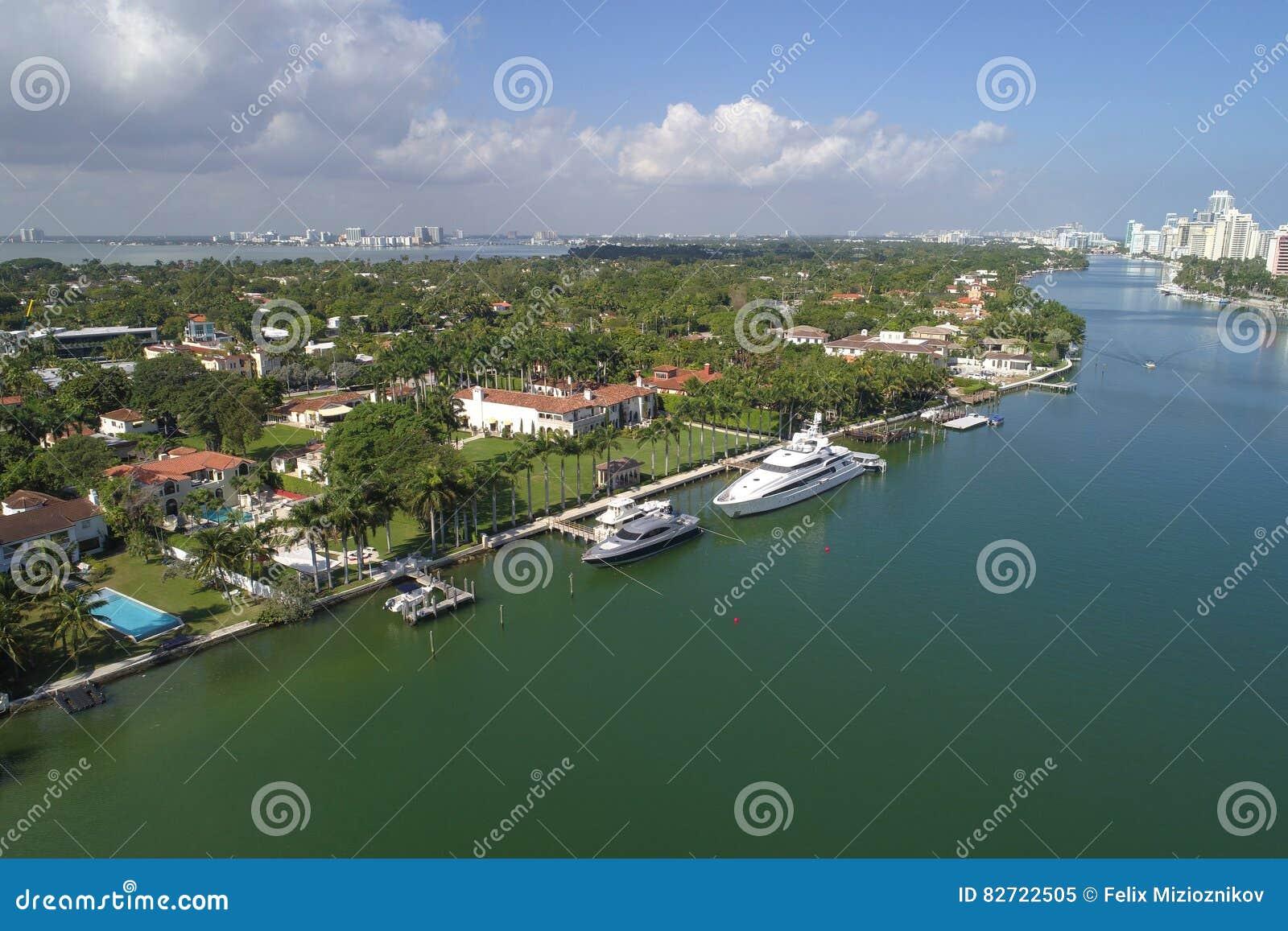 豪华豪宅在迈阿密