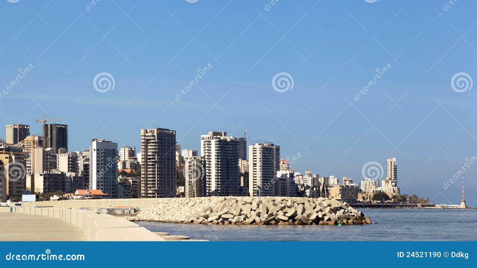 贝鲁特黎巴嫩地平线