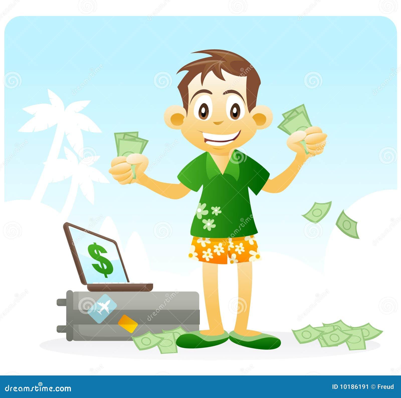 财务自由收入被动