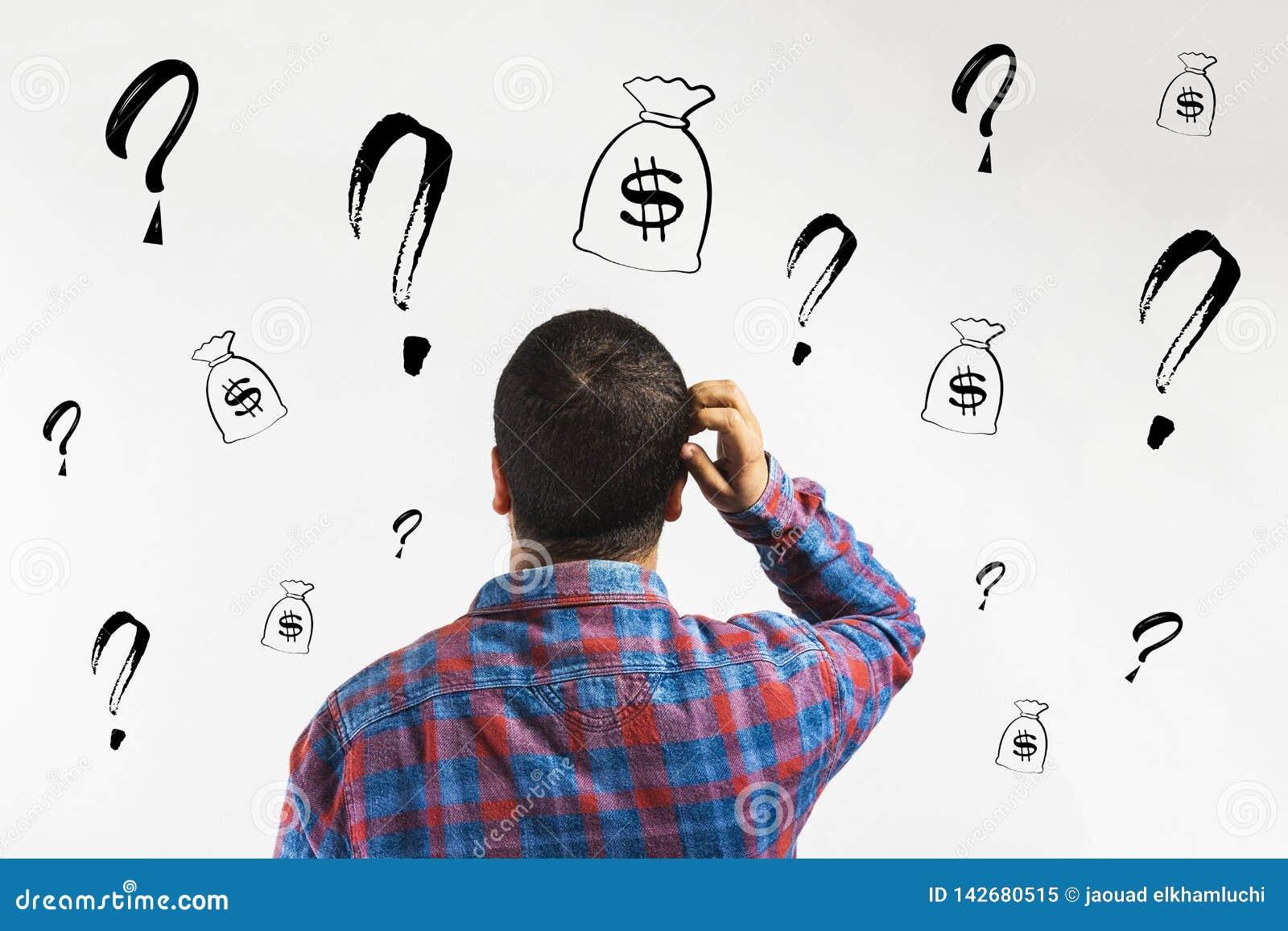 财政概念:信用,投资或者筹款,开始企业项目的金钱