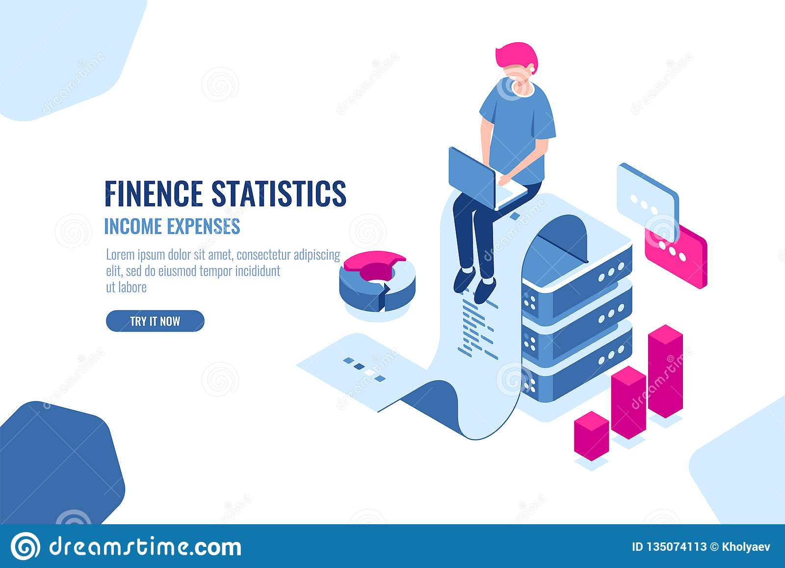 财政统计等量象,大数据处理,收入费用概念,纸带与文本,数据工程学