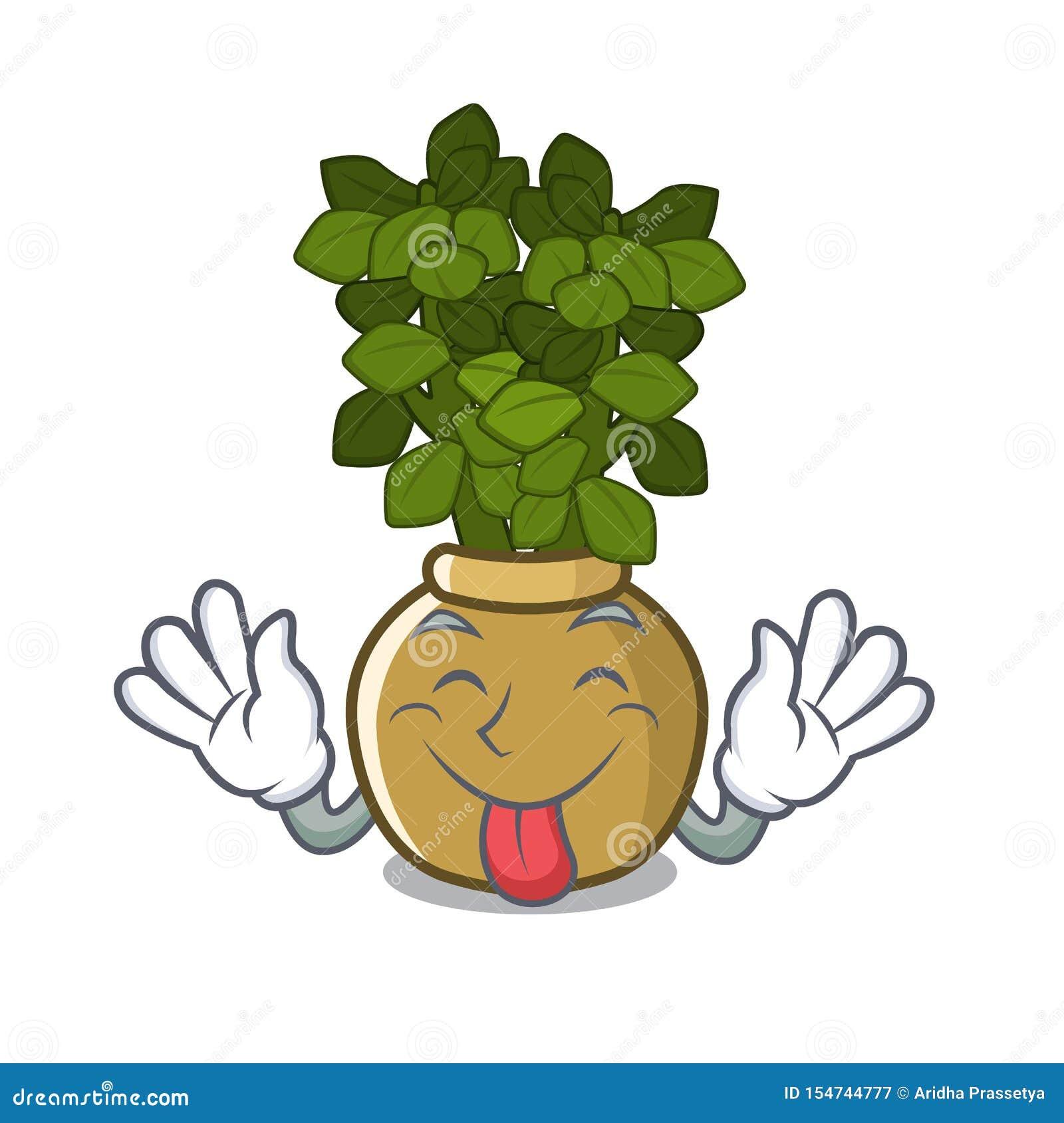责骂玉植物增长在动画片词根